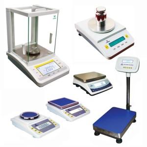 Balances, Scales & Measurement Instruments