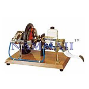 Hydraulic Control Clutch