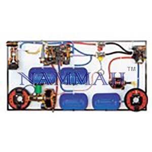 HGV Hydropneumatic Braking System