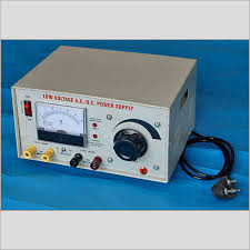 Power Supply AC/DC Low Voltage with Display Meter