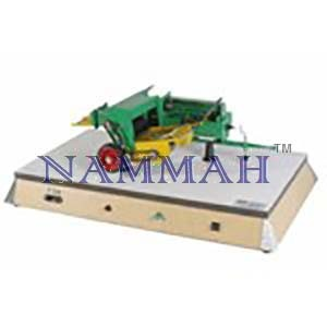 Pick up Baler Model