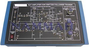 BJT Amplifiers and Emitter Follower