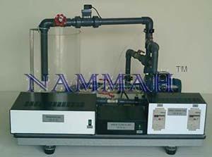 Series / Parallel Pump Demonstrator