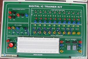 Digital IC Trainer Kit