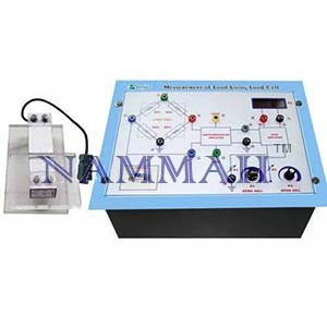 Load Cell (Strain Gauge) Trainer