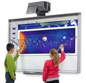 Interactive Digital White Boards
