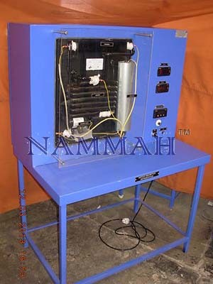 Gas Heated Absorption Refrigeration Unit