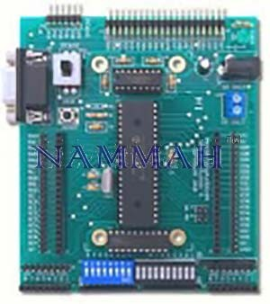 Embedded Trainer for Microchip Pic16F84