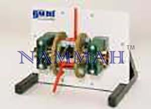 Cutaway Model Flow Nozzle