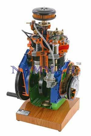 FIAT 500 2cylinder Petrol Engine