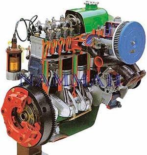 FIAT 4cylinder Petrol Engine