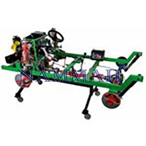 Petrol Injection Chassis Trainer