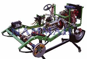 FIAT Turbo Diesel RWD Chassis