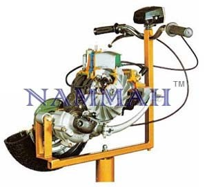 Motorcycle 2stroke Petrol Engine Vespa/Piaggi