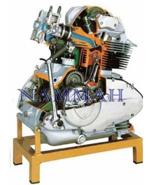 Motorcycle Petrol Engine Ducati
