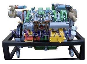 Marine Inboard Diesel Engine without Inverter