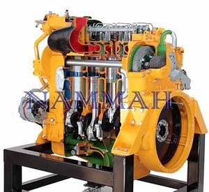 2stroke 4cylinder Detroit Diesel Engine