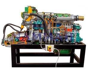 Marine Inboard Diesel Engine with Inverter