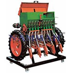 9row Mechanical Seeder