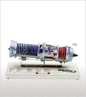 Turbo Jet Engine Model