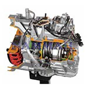 Continuously Variable Transmission (CVT) Gearbox