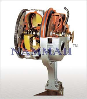 Double Clutch (Hydraulic and Mechanical) for Buses