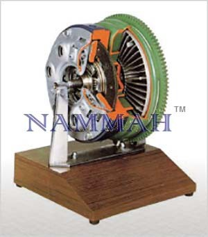 Double Clutch (Hydraulic and Mechanical) for Cars