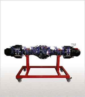 HGV Rear Axle