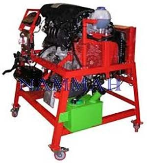 Petrol Engine Rig VAG FSI Direct Injection with CAN Bus