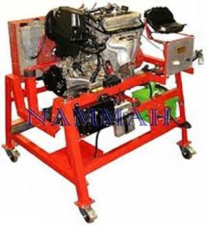 Petrol Engine Rig Toyota Yaris VVTI