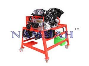 Petrol Engine Rig Vauxhall/Opel Ecotec with CAN Bus