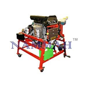Petrol Engine Rig Ford Duratec with CAN Bus