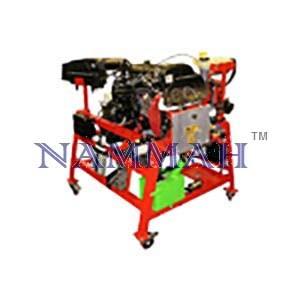 Petrol Engine Rig Ford Zetec 16v EEC-v