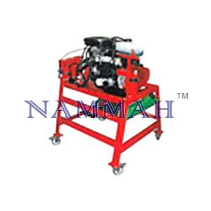 Petrol Engine Rig Ford Fiesta