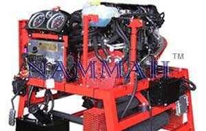 Diesel Engine Rig Vauxhall/Opel CDTI 1.9 with CAN B