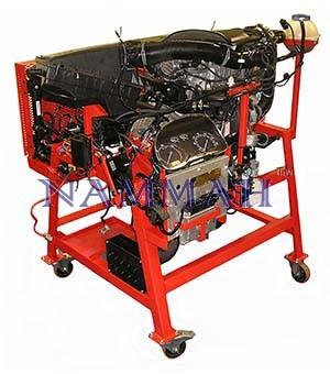 Diesel Engine Rig VAG 1.9 TDI EDC