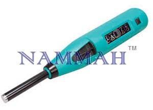 Silver SCHMIDT Test Hammer