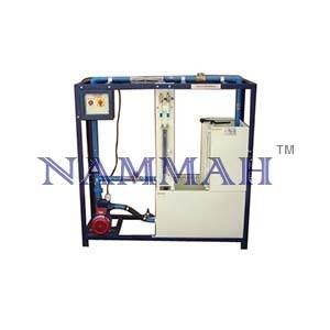 Venturimeter Apparatus for Chemical Industry