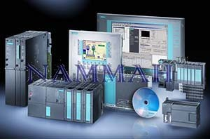 Automated systems PLC siemens