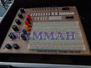 Analog to digital and Digital to Analog signal converter Kit