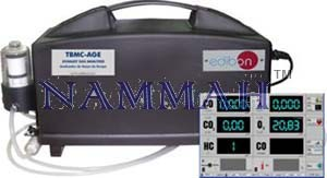 Exhaust Gas Analyzing Unit