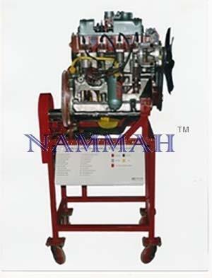 4 Cylinder Petrol Engine