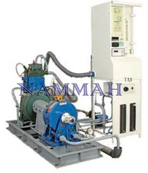 Single Cylinder Engine w. Variable