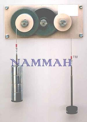 Spur Gear Lifting Machine