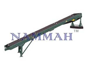 Working Model of Belt Conveyor