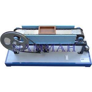 Working model of Chain Conveyor