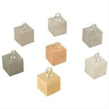 Cubes Metal with Hooks
