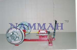 Hydraulic Brake Unit with Two Brake Drum