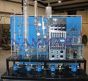 Glass Distillation Training Unit
