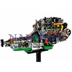 Toyota Lexus V8 Engine